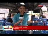 BT: Express buses, mas mabilis ang biyahe at bawal ang mga nakatayong pasahero