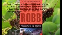 Download Promises in Death (In Death Series #28) ebook PDF