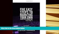 Download [PDF]  5 Easy Steps To Marketing Your Own Stage Play Production (Five Easy Steps) (Volume