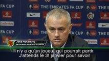 Transferts - Mourinho veut garder Young