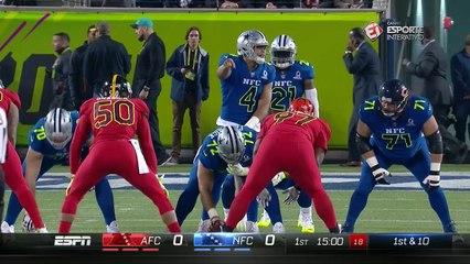 Confira os melhores momentos do Pro Bowl