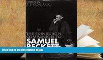 PDF The Edinburgh Companion to Samuel Beckett and the Arts (Edinburgh Companions to Literature