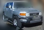 NEW 2018 Toyota FJ Cruiser Base 4x4 4dr SUV 5A. NEW generations. Will be made in 2018.