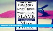 Audiobook  The History of Mary Prince, a West Indian Slave (an African American Heritage Book)