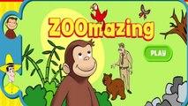 Любопытный Джордж Любопытный Джордж Zoomazing Игры