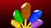 Ice Fruit finger family song | Chocobar Ice Cream Finger Family Song | Ice Cream Finger Family