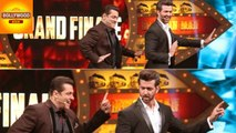 Hrithik Roshan Dances With Salman Khan on Bigg Boss 10 Finale | Bollywood Asia