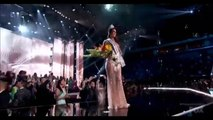 Miss France 2016, Iris Mittenaere, élue Miss Univers