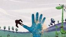 Superheros Finger Family   Daddy Finger Family   3D Rhymes For Kids