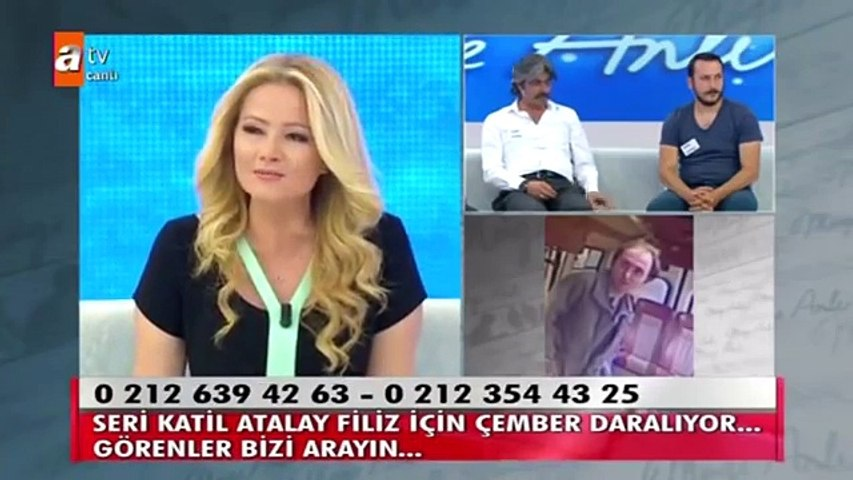 Müge Anlı'ya 1 milyon 320 bin TL RTÜK cezası!