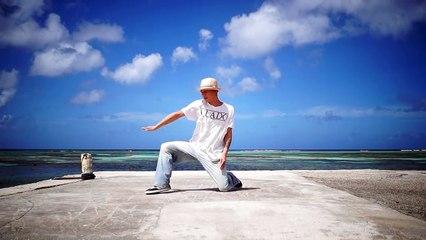 Poppin Outside - at Saipan  [Poppin Hyunjoon 팝핀현준]