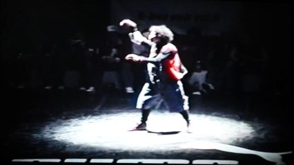 # Performance - at the B-boy unit  [Poppin Hyunjoon 팝핀현준]