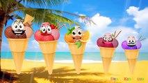 Ice Cream Finger Family Song | Kids Songs | Nursery Rhymes for Children | Daddy Finger Ice Cream