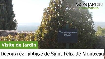 Jardin méditerranéen : découvrez l'abbaye de Saint-Félix-de-Montceau