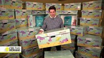 Cardboard baby boxes could allow safe sleep for babies