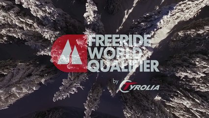 3rd place Theo Bitouze - snowboard men - Verbier Freeride Week 2* #3 2017