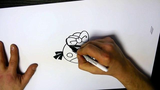 JPM draw angry birds #1
