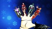 Бэтмен Семья Палец Рифмы Детские Мультфильмы | Железный Человек Мультфильмы Для Детей Finger Семья Рифмуется