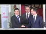 Primaire socialiste : nette victoire de Benoît Hamon, le frondeur