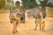 Mission civilo-militaire du 3e RG à Gao
