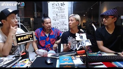 # Live - PeopleCrew special part.2 - at 15.08.11 [Poppin Hyunjoon 팝핀현준]