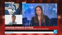 Deadly terrorist attack on Quebec City mosque