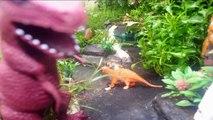 Mainan анак ♥ динозавров игрушки для детей ♥ динозавры смешные видео для детей