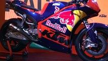KTM RC16 MotoGP bike - at EICMA 2016