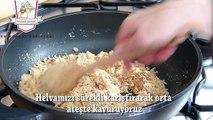İrmik Helvası Tarifi   Sütlü İrmik Helvası Nasıl Yapılır   Helva Tarifi