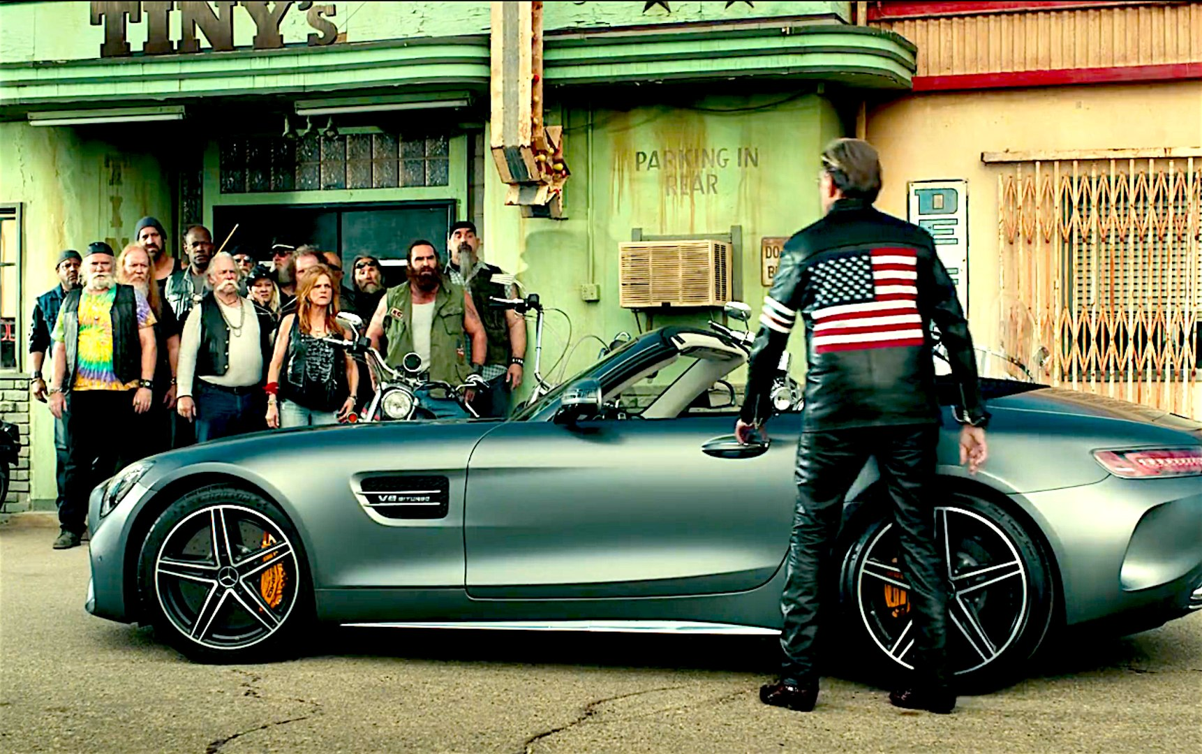 Coen Brothers Mercedes Super Bowl Commercial 2017