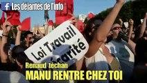 Manuel Valls rentre chez toi ! Parodie...