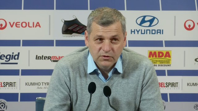 Foot - Coupe de France - Lyon : Genesio «On y va pour se qualifier»