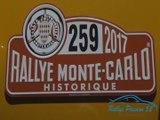 Rallye Monte-Carlo Historique Langres 2017 [HD]