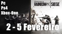 Tom Clancy s Rainbow Six Siege - DE GRAÇA!!!!