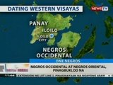BT: Negros Occidental at Negros Oriental, pinagbuklod na