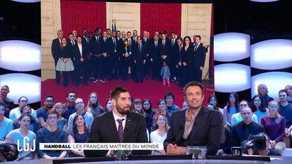 """Les """"Experts"""" en interview - Le Grand Journal du 30/01 - CANAL+"""