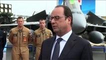 """François Hollande : Manuel Valls a pris """"la place du mort"""""""