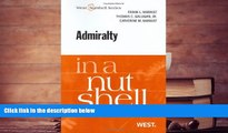 PDF [DOWNLOAD] Admiralty in a Nutshell READ ONLINE