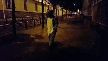 Passacorne dans les rues de Paris en octobre 2016 (3/3)