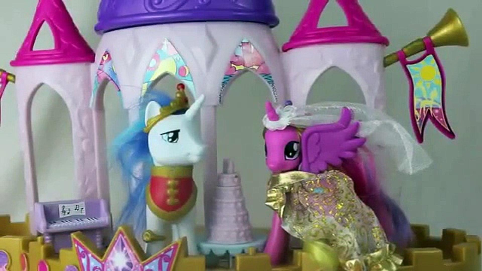 Toy Story Rex and My Little Pony Wedding Crashers with Toy Story 3 Buzz Lightyear MLP DisneyCarToys