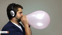 Hearing-Loss Study Warns That Popped Balloons Can Be Louder Than Gunfire