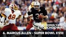 Ranking the top Super Bowl MVPs