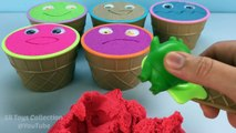Ice Cream Kinetic Sand Smiley Face Surprise Cups Angry Birds The Secret Life of Pets Olaf Inside Out