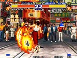 Real Bout Fatal Fury Especial - Gameplay Hon-fu lvl 8