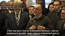 Fusillade de Québec: réactions du gouvernement québecois