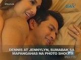 Ang behind-the-scene footage mula sa sexy photo shoot nina Dennis Trillo at Jennylyn Mercado