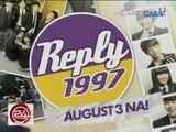 "24 Oras: Hit Korean Series na ""Reply 1997"", mapapanood na sa GMA sa Aug. 3 bago mag-24 Oras"