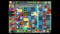 Растения против зомби 2 далекое будущее 21-22 iOS / андроида Walktrough геймплей