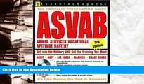 PDF  ASVAB: Armed Services Vocational Aptitude Battery (Armed Services Vocational Aptitude Battery