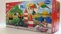 LEGO City - Stunt Plane Toy Building Set 60019 - Toys Review - video